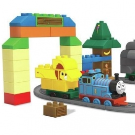 Mega Bloks James At The Zoo Play Set £8.99