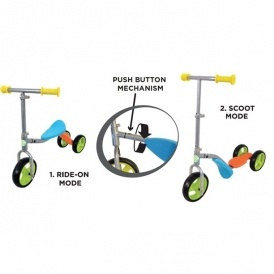 RECALL: Grow & Go 2 in 1 Sit 'n' Scoot