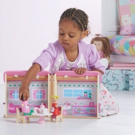 Wooden Carry-Along Sets £12
