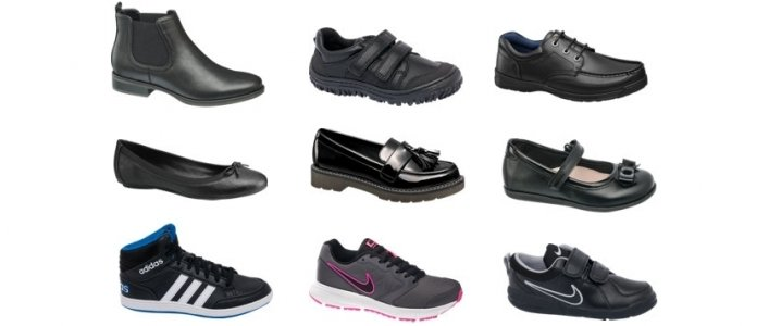 School Shoes Buy One Get One Half Price