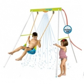 Feber Water Spraying Garden Swing
