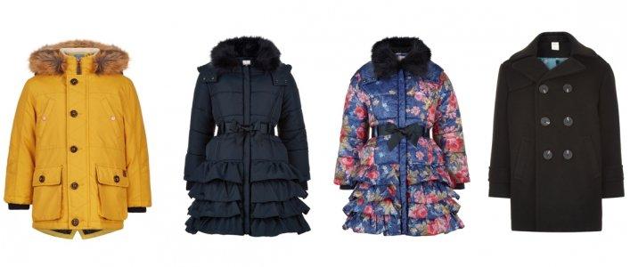 £5 Off Children's Coats @ Monsoon