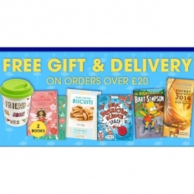 FREE Gift & Free Delivery @ The Book People