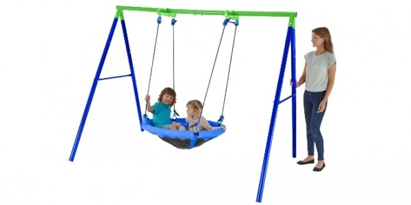 Small Wonders Sportspower Saucer Swing £45 (was £90) @ Very