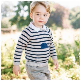 Prince George's 3rd Birthday Pictures