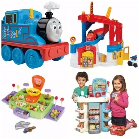 Up To 30% Off Selected Toys @ Asda George