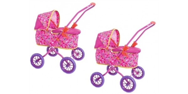 Minnie Mouse Dolls Pram £17.00 @ Very