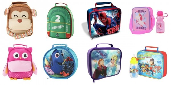 Back To School: Lunchbags From £2.99 @ Argos