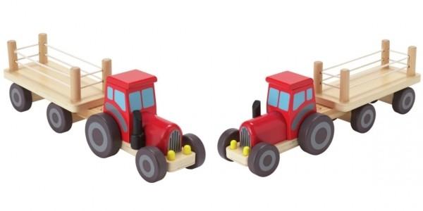 Chad Valley Wooden Tractor £3.59 (was £9.99) @ eBay: Argos