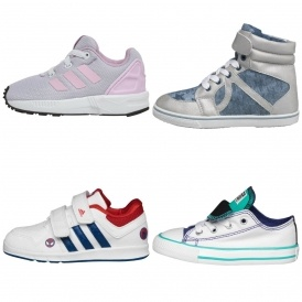 Children's Footwear From 49p