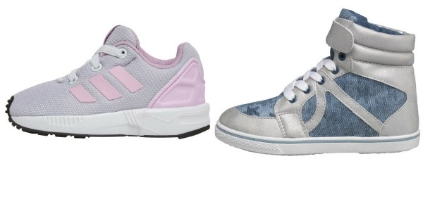 Children's Footwear From 49p @ M And M Direct