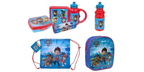 Kids Paw Patrol Bag Or Accessories From £1 @ Groupon