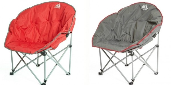 Eurohike Moon Chairs Reduced & BOGOF @ Millets