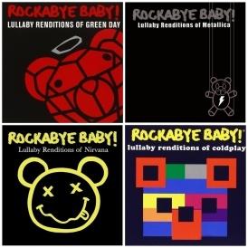 Rock Music Lullabies For Babies @ Amazon
