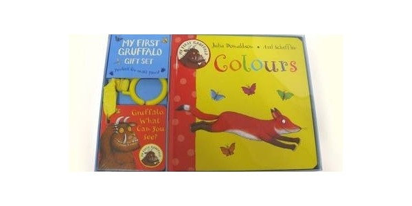 My First Gruffalo Gift Set £7.59 (With Code) @ The Works