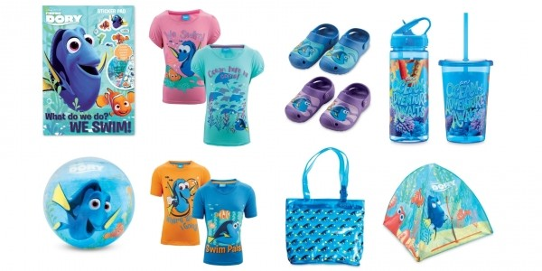 Finding Dory Items From 89p With FREE Delivery @ Aldi