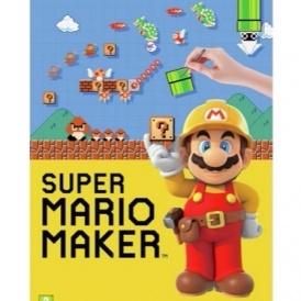 Super Mario Maker Poster 1p @ Argos