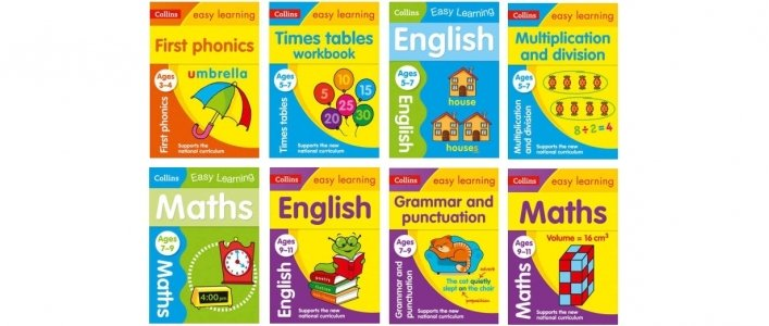 Up To 60% Off Educational Books