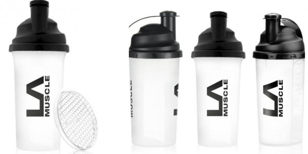 LA Muscle 700ml Shaker 49p Delivered @ Amazon Seller: The Official LA Muscle Outlet