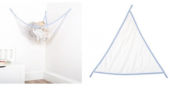 Soft Toy Storage Net £3 (Was £10) With FREE Delivery @ JoJo Maman Bebe