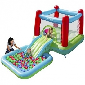Airpro Bouncy Castle with Slide & Pool £85