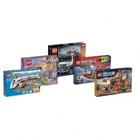 1000 Clubcard Points WYS £60 On Lego