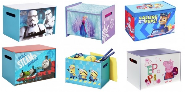 Toy Boxes From £12.99 @ Argos