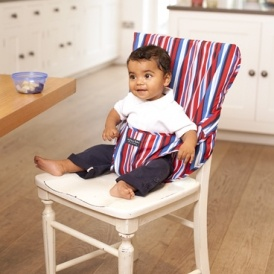 Super Lightweight Packaway Pocket Highchairs
