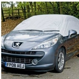 Streetwize Silver Car Top Cover £2.99