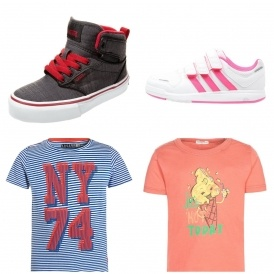 Up To 70% Off Children's Clothing & Shoes
