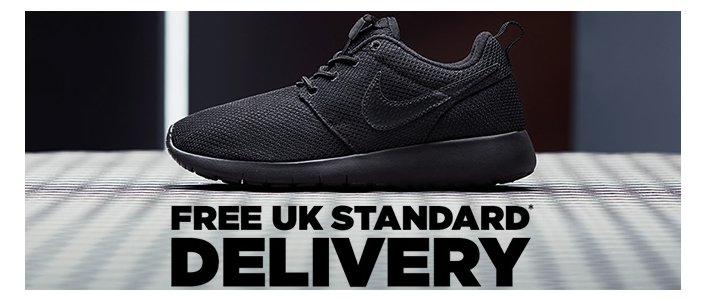 FREE Delivery On Kid's Footwear @ JD Sports
