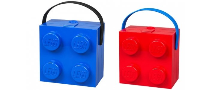 Lego Lunch Box With Handle £12.99