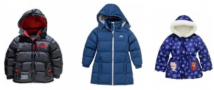 Back To School: Up To 50% Off Coats/Jackets