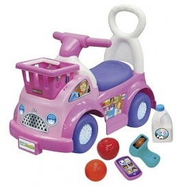 Fisher Price Shop n Roll Ride On