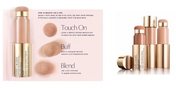 FREE 10-Day Sample Of New Estee Lauder Double Wear Nude Cushion Stick Foundation