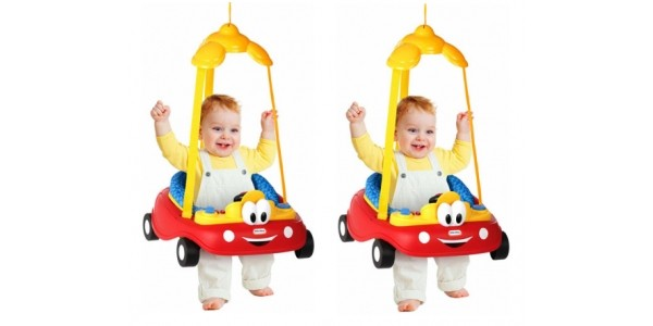 60% Off Little Tikes Cozy Coupe Doorway Jumper Just £19.99 @ Groupon
