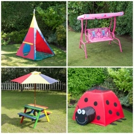HUGE Savings On Children's Garden Items
