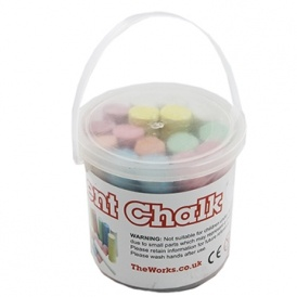 Pavement Chalk 80p (With Code)