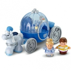 Little People Cinderella Carriage £13.50