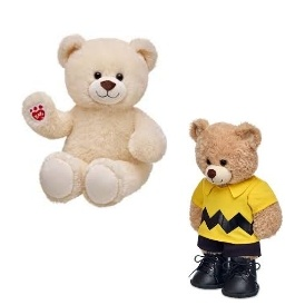 Heads Up: BOGOF @ Build A Bear