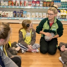 FREE Kids Workshops @ Pets At Home