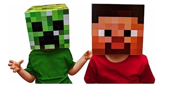 Minecraft Box Heads £3.99 (was £9.99) @ Argos