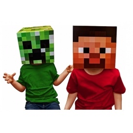 Minecraft Box Heads £3.99