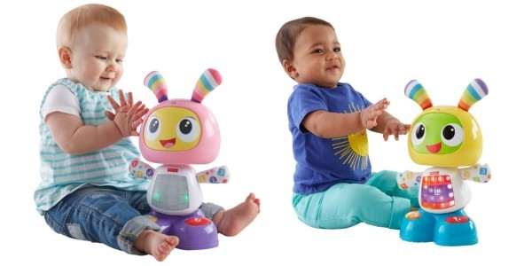 Fisher-Price Bright Beats Dance & Move BeatBo / Belle £27.49 @ Smyths Toys