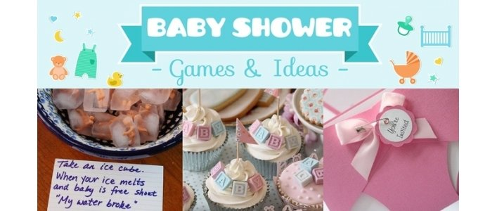 Baby Shower Ideas & Games