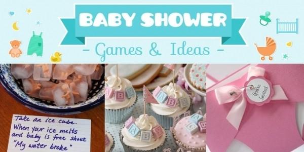 Baby Shower Games & Ideas