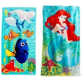 Personalised Disney Beach Towels £9