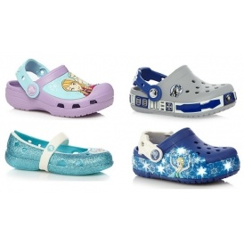 Kids Crocs & Accessories From £1.79
