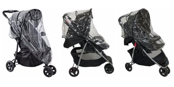 BabyStart 3 Wheeler Pushchair Raincover £2.99 (was £14.99) @ Argos