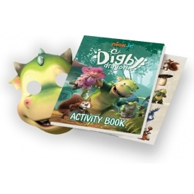 FREE Digby Dragon Activity Pack